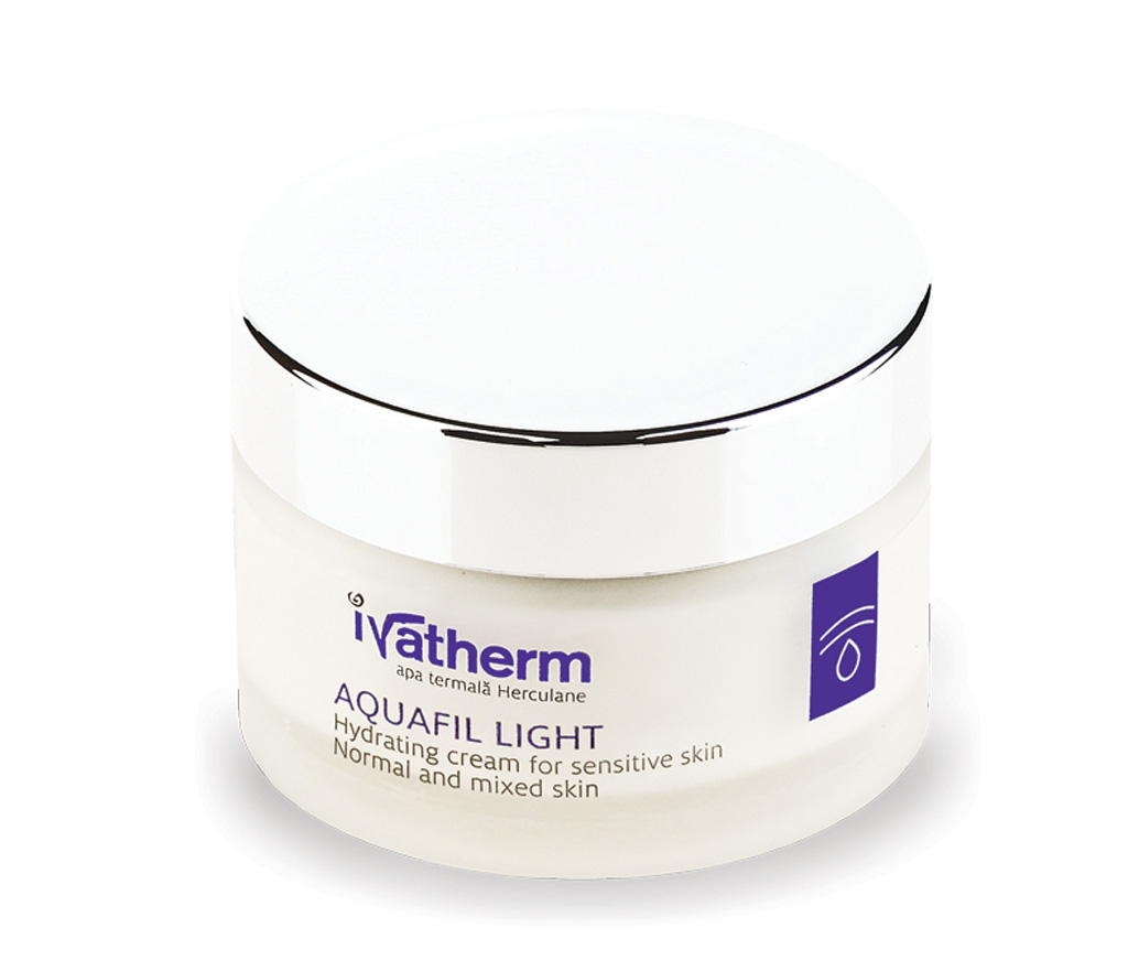 Ivatherm Aquafil light crema 50ml