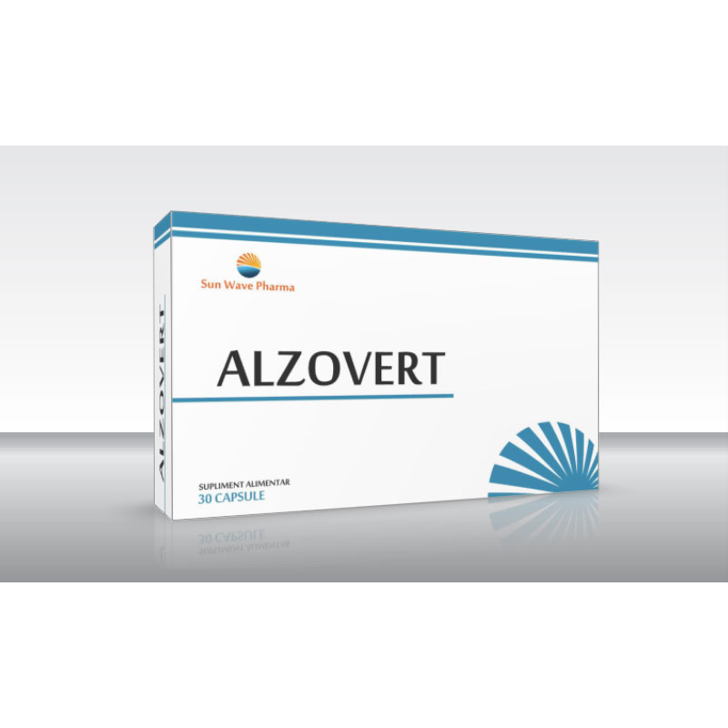 Alzovert 100mg x 30cps
