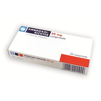 Ambroxol 30mg 20 comprimate