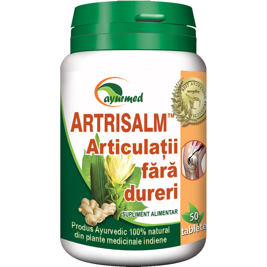 Ayurmed Artrisalm 50/100 tablete