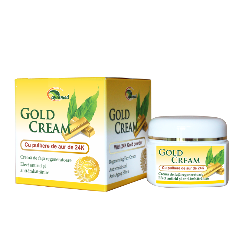 Ayurmed Gold Cream 50ml