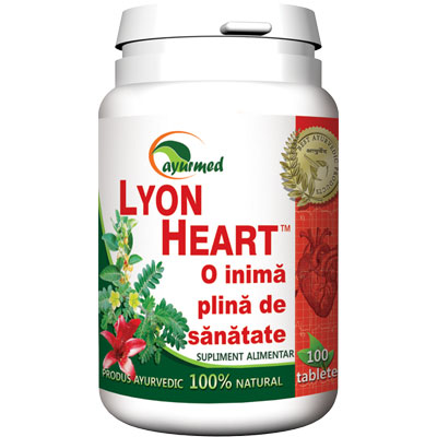 Ayurmed Lyon Heart 50/100 tablete