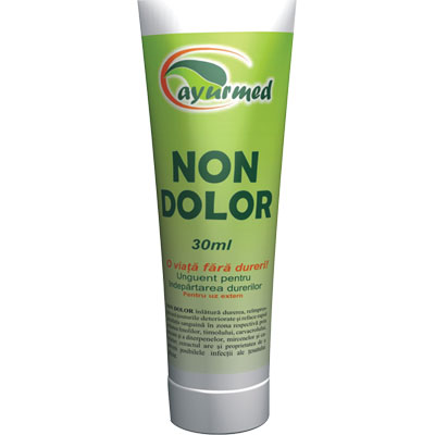 Ayurmed Non Dolor Unguent 30ml