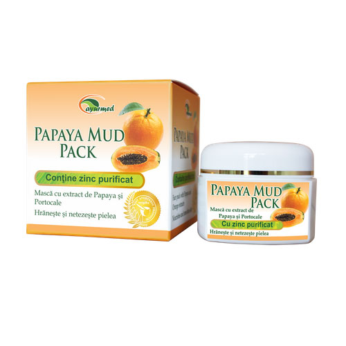 Ayurmed Papaya Mud Pack 50gr
