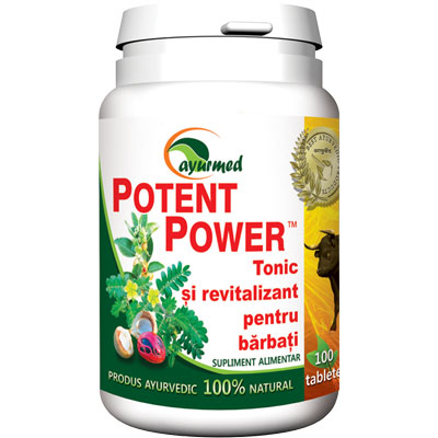 Ayurmed Potent Power 50/100 tablete