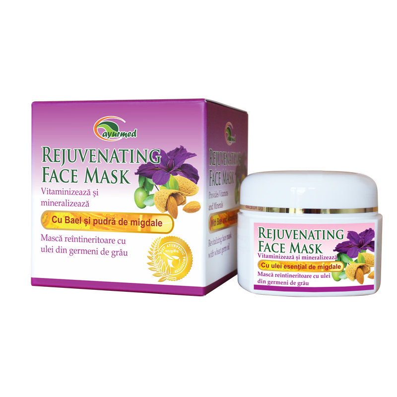 Ayurmed Rejuvenating Face Mask 50gr