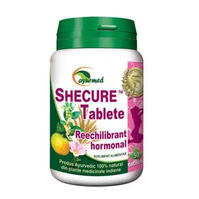 Ayurmed Shecure 50/100 tablete