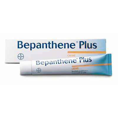 Bepanthen Plus crema 30 gr