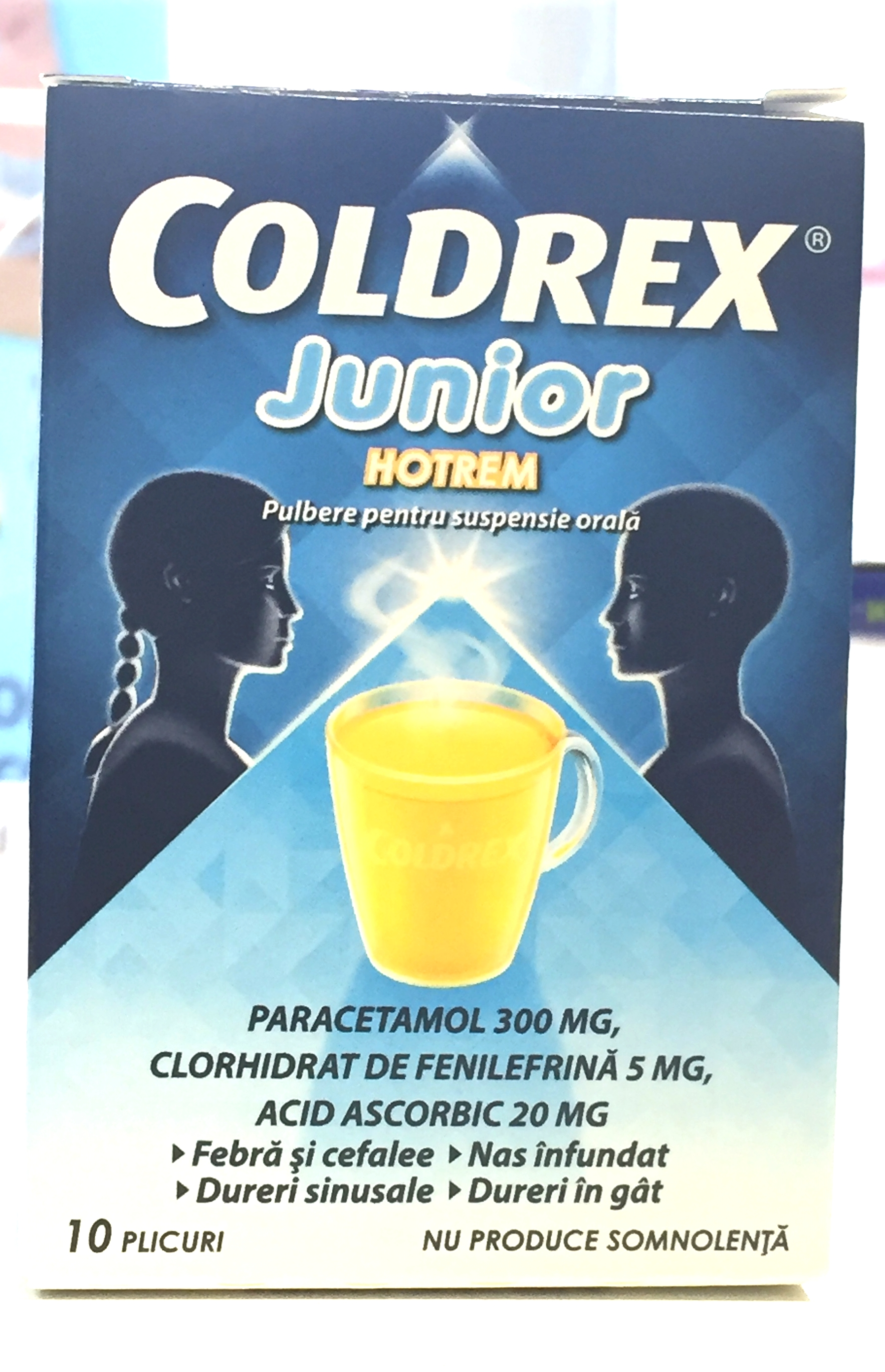 Coldrex Junior Hotrem