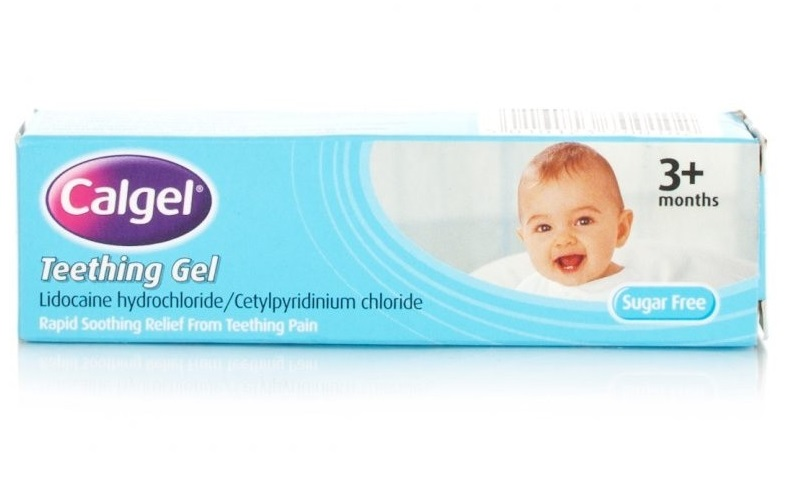 Calgel gel gingival