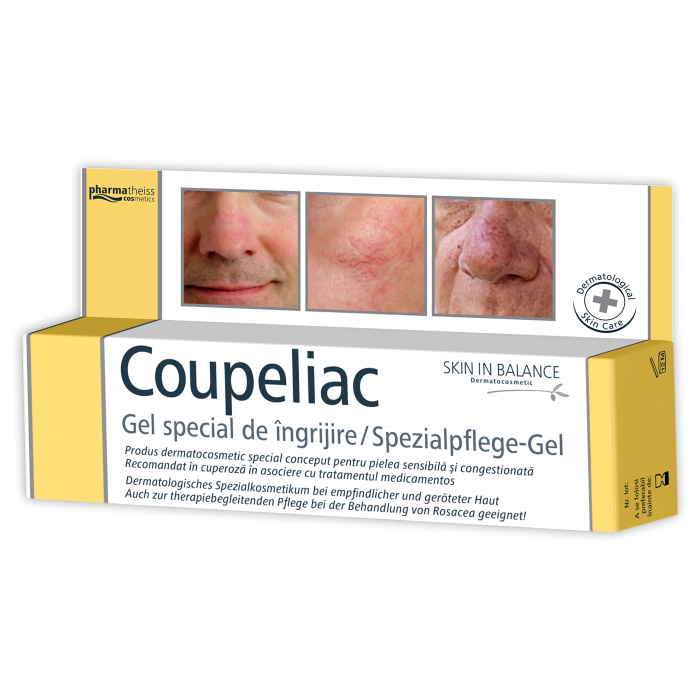 Coupeliac gel special de ingrijire 20ml