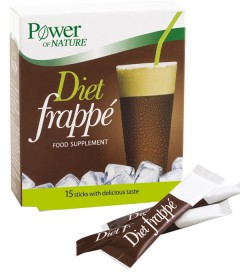 Power of Nature Diet frappe cafea verde instant