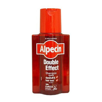 Alpecin Double Effect Sampon