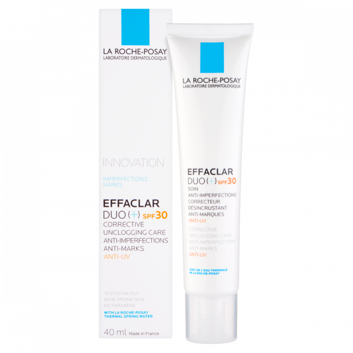 Effaclar Duo (+) tratament antiimperfectiuni SPF30