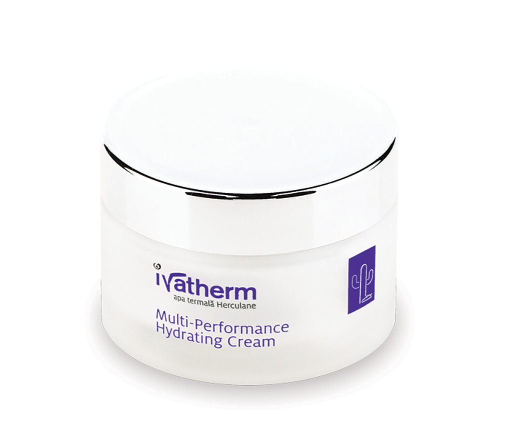 Ivatherm Crema hidratanta multiperformanta 50ml