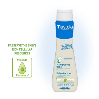MUSTELA Baby Sampon 200ml