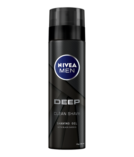 Nivea Men Deep Clean Shave Gel de ras 200ml