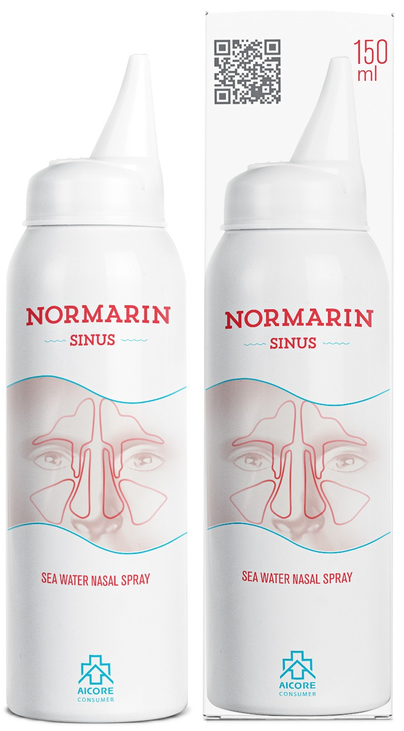 Normarin Sinus 150ml