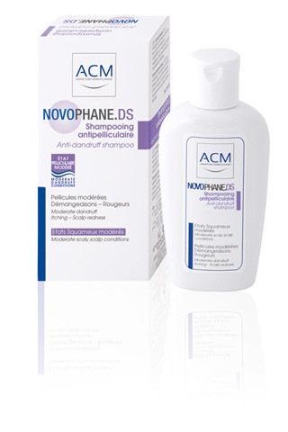 Novophane DS sampon antimatreata - matreata moderata 125ml
