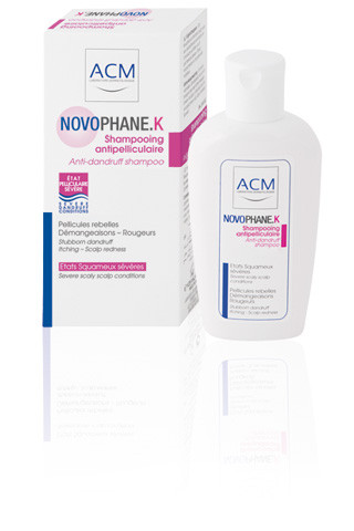 Novophane K sampon antimatreata - matreata persistenta 125ml