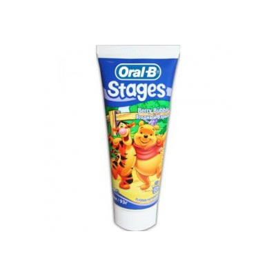 ORAL B Stages Winni x 75ml