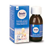 Panadol Baby and Infant suspensie orala