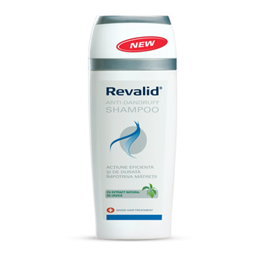 Revalid Sampon antimatreata 250ml