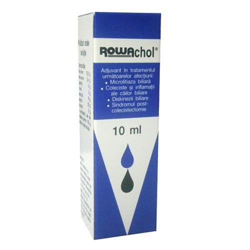 Rowachol solutie orala 10ml
