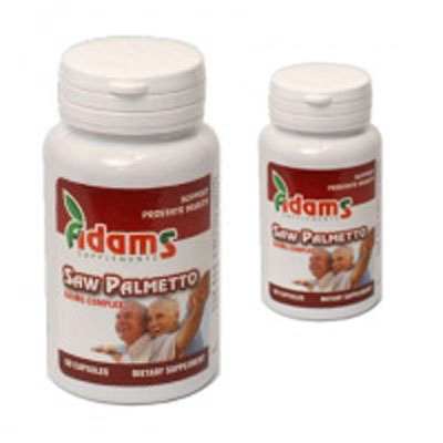 Adams Saw Palmetto 1+1 Gratis