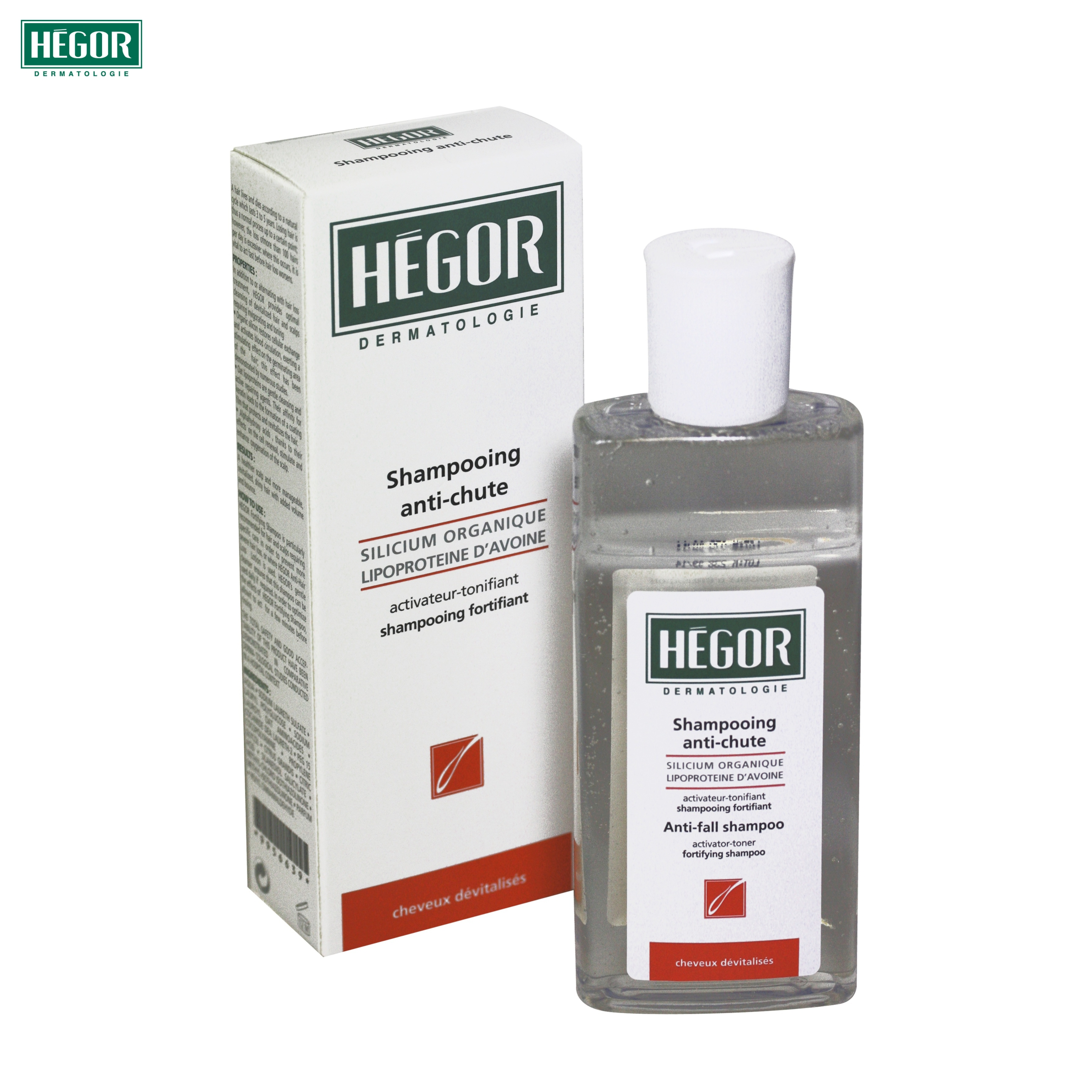 Hegor Sampon fortifiant anti-cadere 150ml