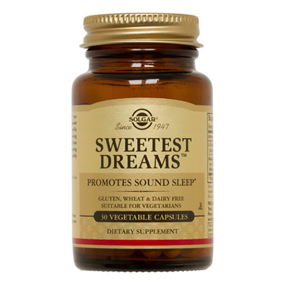 Solgar Sweetest Dreams 30 capsule vegetale