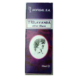Trilavanda after shave