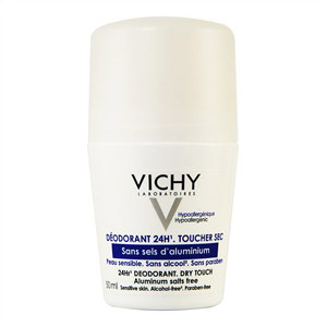 Vichy Roll-on 24h antiumiditate 50ml