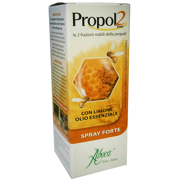 Aboca Propol2 EMF spray forte 30 ml