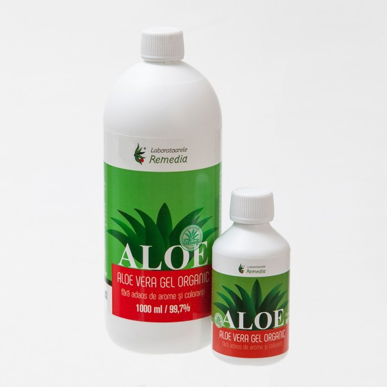Remedia Aloe Vera Gel Natural 1000ml