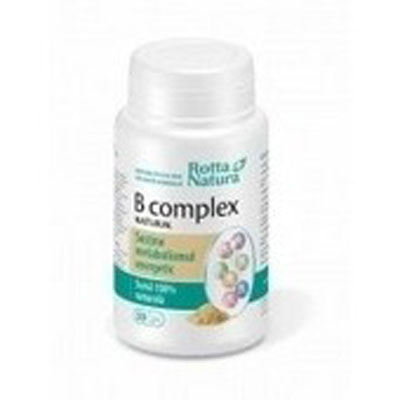 B Complex natural 30CPS