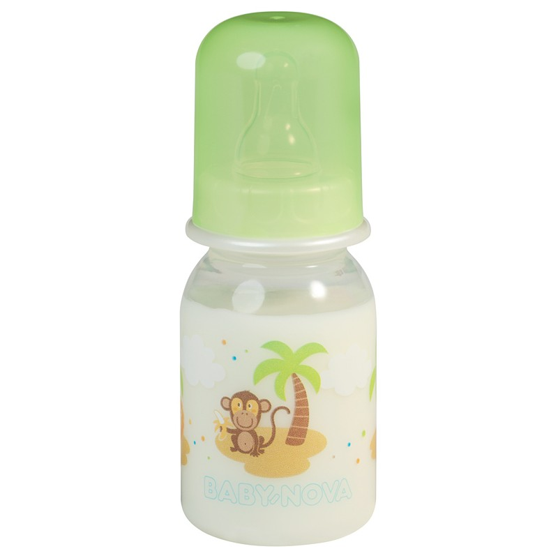 BABY NOVA Biberon decor 125ml 46000