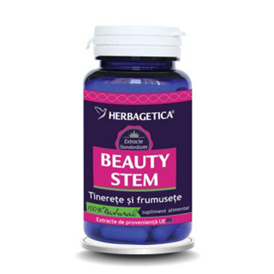 Herbagetica Beauty Stem 60 cps