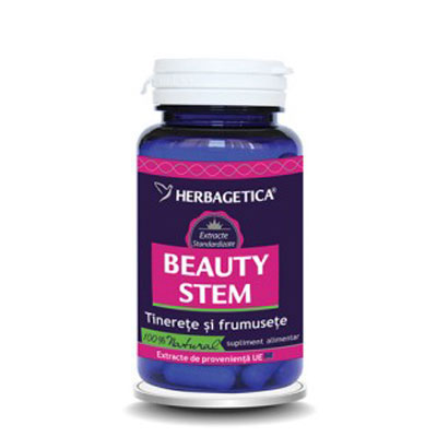 Herbagetica Beauty Stem 30 cps