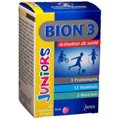 Bion 3 junior x 30cps (Merck)