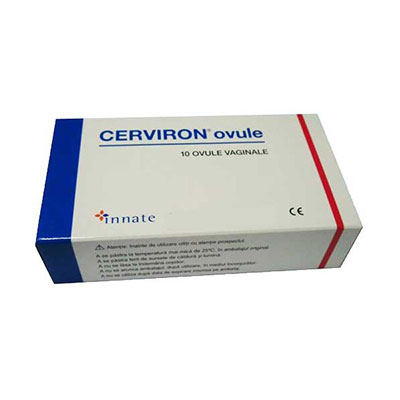 Cerviron x 10ovule