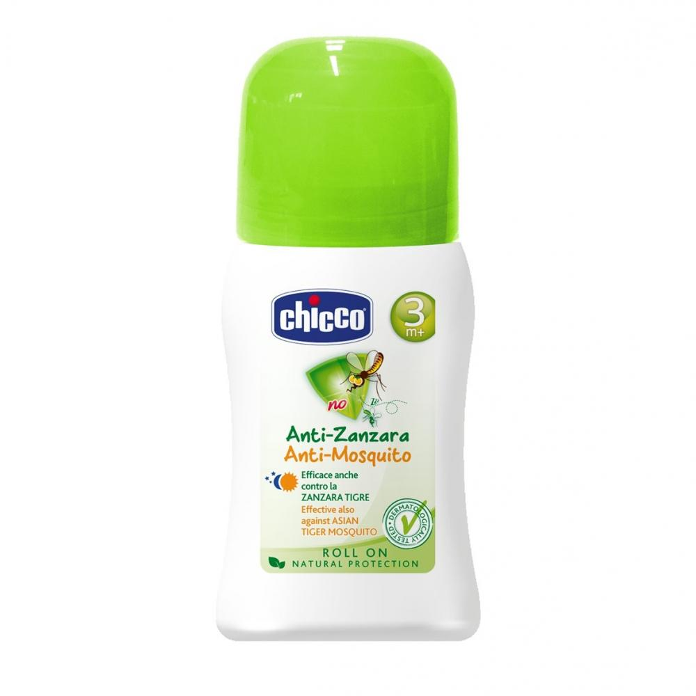 CHICCO Zanza No Antimosquito roll on 60ml