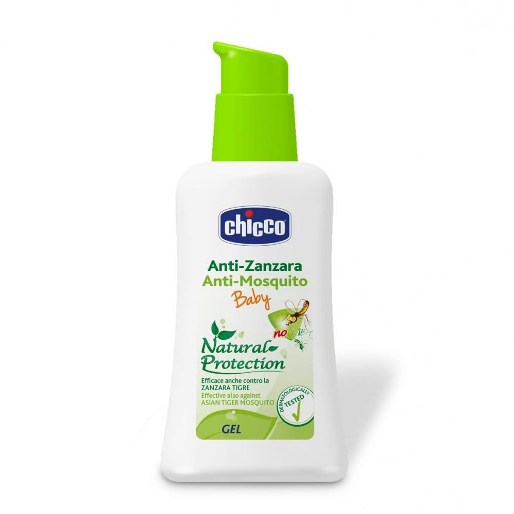 CHICCO Zanza No Antimosquito gel 60ml