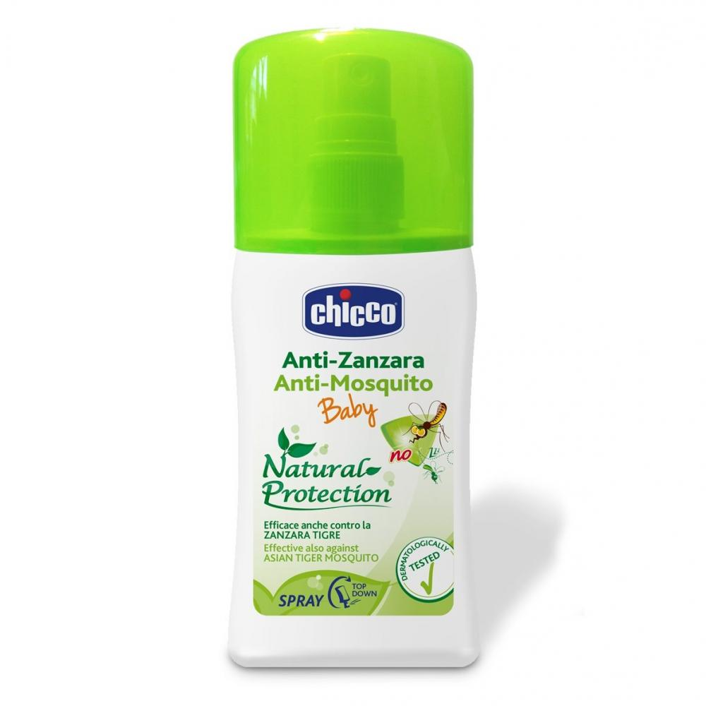CHICCO Zanza No Antimosquito spray 100ml