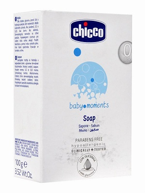 CHICCO baby moments Sapun 100g