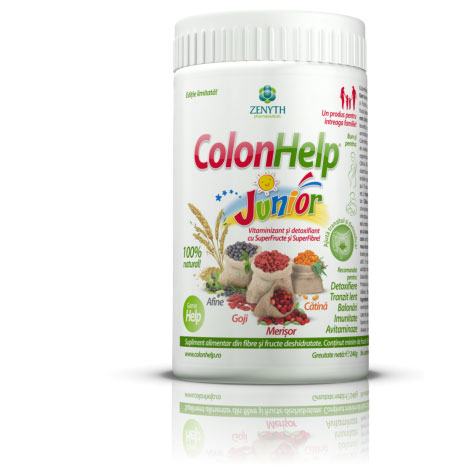 Zenyth ColonHelp Junior 480gr