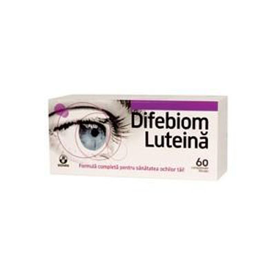 Difebiom luteina 60cpr