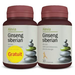 Ginseng siberian 30cps+30cps