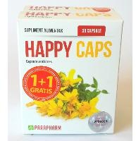 Parapharm Happy Caps 1+1 GRATIS