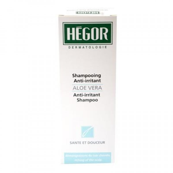 Hegor Sampon anti-iritant cu Aloe Vera 150ml